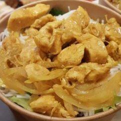 Salade Bo Bun au poulet